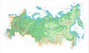 China Topographic Map by Topographical Map Of Russia Topographic Map