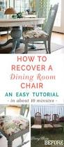 dining room chair seat covers best 25 recover dining chairs ideas on pinterest upholstered