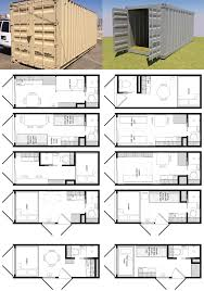 shipping container home floor plans 20 foot shipping container