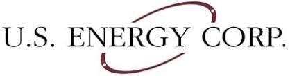 U.S. Energy Corp.
