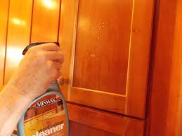 kitchen how to clean greasy wood cabinets reviews clean wood
