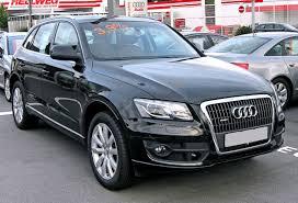 Audi Q5 Black - file audi q5 20090720 front jpg wikimedia commons