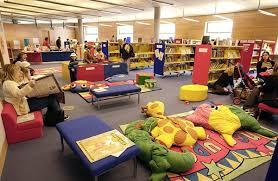 Norfolk & Norwich Children's Library