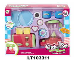 Kids Plastic Play Kitchen by Funny Plastic Toys Kitchen Set Blender For Kids Buy Kitchen