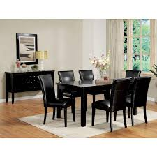 Retro Dining Room Set Black And White Dining Room Sets Seoegy Throughout Black And White