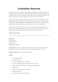 Sample Resume Objectives Warehouse Worker by Doc 444574 Janitor Resume Objective Sample 86 Mainte Splixioo