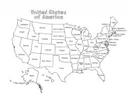 Arizona Us Map by The Stylish As Well As Gorgeous Us Map Coloring Page Pertaining To