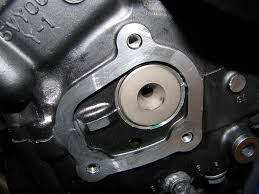 oil seeping from hole yamaha r1 forum yzf r1 forums