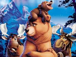 Legenda o medvedu - Brother Bear 1