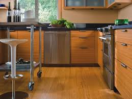 kitchen cool small butcher block island with wheel on laminate kitchen captivating bamboo kitchen flooring ideas with movable table and white stool kitchen floor