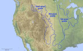 Big Map Of The United States by File Map Of The Grassland Ecoregions Of The United States Jpg