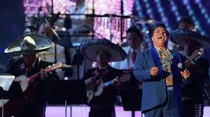 Juan Gabriel performs onstage at the Billboard Latin Music Awards at Bank United Center on April KTLA