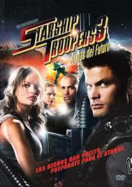 Starship Troopers 3: Armas del futuro (2008)