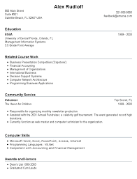 Retail Job Resumes by Resume Examples Resume Template Without Work Experience Job