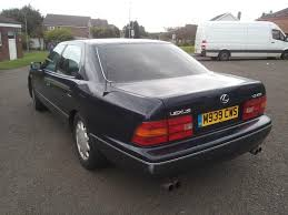 lexus glasgow jobs 1995 lexus ls400 mot apr18 950 glasgow retro rides