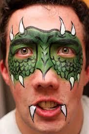8 best easy face paint images on pinterest halloween ideas
