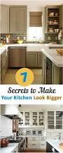 7 ways to make your small kitchen look huge