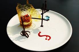 restaurant food presentation ideas desert POS Sector