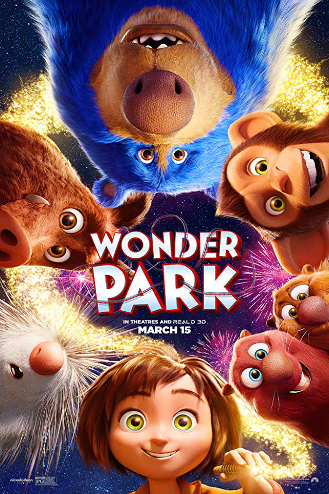 Image result for wonder park