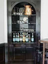 5 small space friendly home bar ideas hgtv u0027s decorating u0026 design