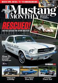 mustang monthly march 2017 by mimimi998 issuu