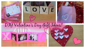 Best Mens Valentines Gifts by Diy Valentine U0027s Day Gifts For Family Bestie U0026 More Youtube