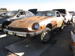 lexus junkyard los angeles junkyard find 1977 datsun 280z the truth about cars