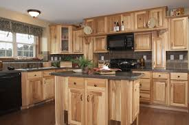 Hickory Kitchen Cabinet Doors Decorating Wonderful Home Interior Design With Hickory Barley