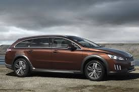 peugeot 2016 models new peugeot 508 rxh with awd diesel electric hybrid drivetrain