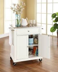 Kitchen Islands Carts by Amazon Com Crosley Furniture Cuisine Kitchen Island With