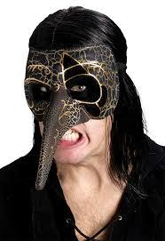 halloween mask costumes amazon com venetian raven mask costume accessory clothing
