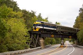 Potomac Eagle Scenic Railroad