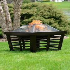 Fire Pit Pad by Outdoor Fireplaces