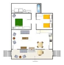 Laundromat Floor Plan The Villa Crystal Acres