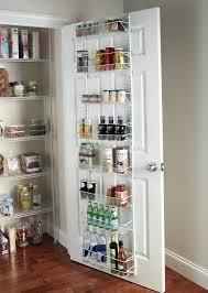 pantry door spice rack organizer home design ideas