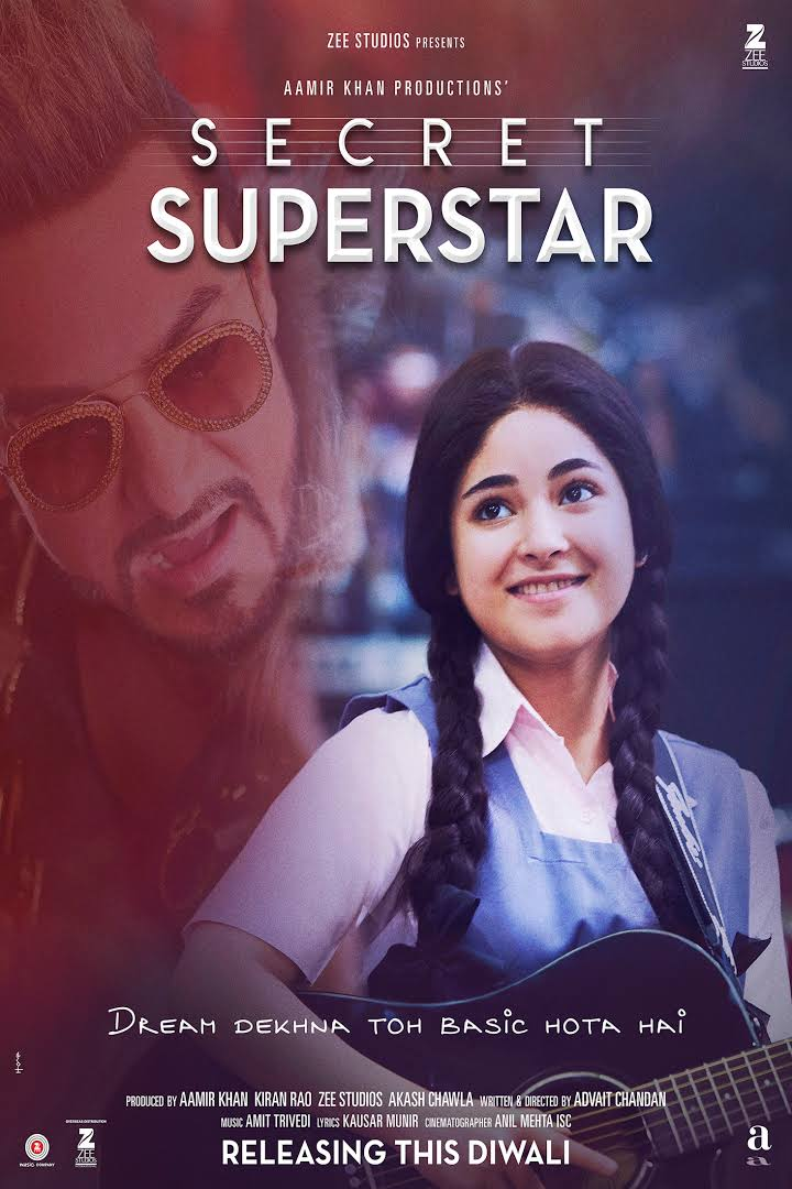 Secret Superstar HIndi Full Movie(2017)