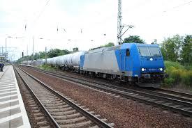 Berlin–Halle railway