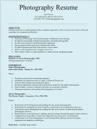 Good Customer Service Skills Resume Photographer Resume Pdf Resume For Your Job Application