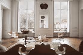 French style with a fresh twist  three bed  three bath apartment