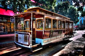 San Francisco Cable Car Map by Tram San Francisco Usa 2560 X 1698 Other Photography