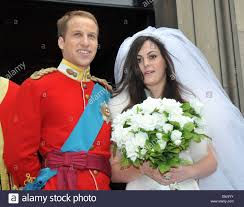 a royal look a like wedding prince william and kate middleton