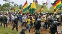 BBC Brasil - Notícias - Indígenas retomam protesto contra rodovia ...