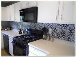 tiles backsplash copper sheet backsplash over fridge cabinet zinc