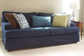couch slipcovers ikea spruce up your ikea klippan sofa cover in a