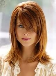 medium length straight hairstyles for round faces hairstyles for african american women with medium length hair