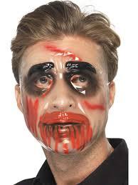halloween costume mask transparent male face mask 39818 fancy dress ball