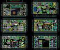 architecture-hichem-mhb - Bibliotheque DWG 14