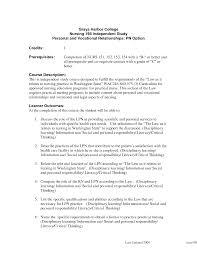 Sample Resume Lpn by Licensed Practical Nurse Lpn Resume Sample Professional Summary
