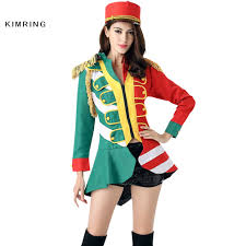 aliexpress com buy kimring fashion majorette costume women