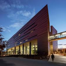 Nick Lee Architecture by Northern Arizona University Science And Health Building